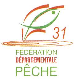 Logo Fédération pêche Haute Garonne
