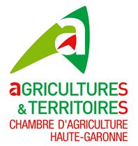 Logo chambre agriculture Haute Garonne