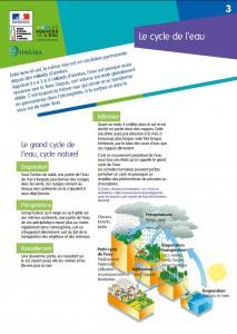 1 Fiche cycle de l'eau
