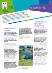 7Fiche qualité de l'eau