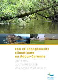 eau et changements climatiques