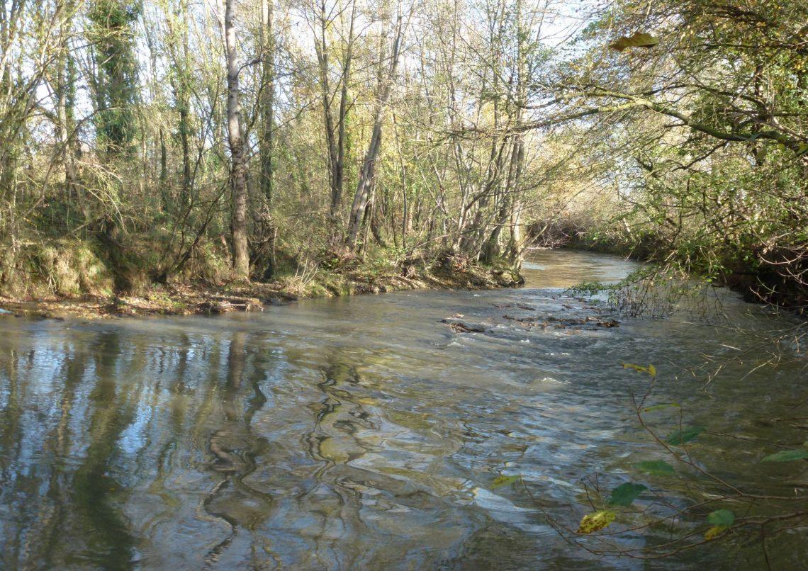 Bassin versant de la Louge