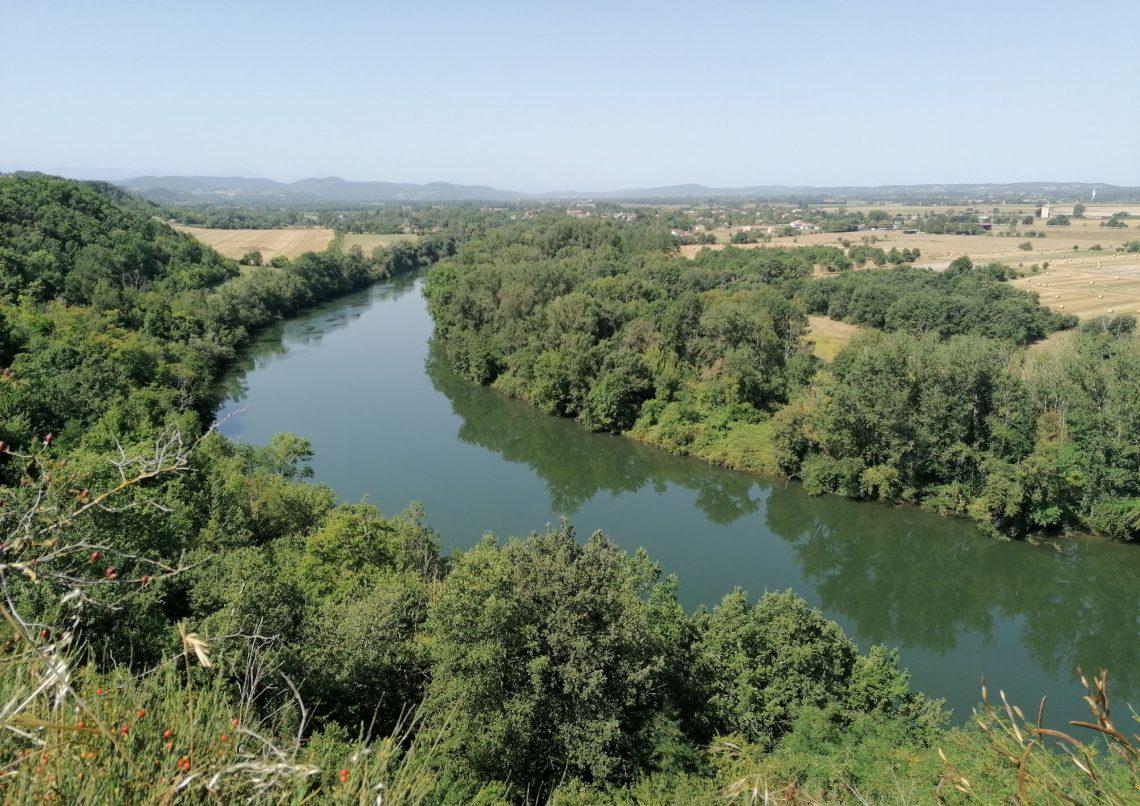 Bassin versant de la Garonne moyenne